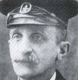 Georges de hasque oprichter zeescouts
